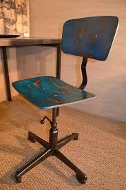 chaise de bureau style industriel intérieur de la maison bureau style industriel bureau style