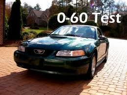 2000 gt mustang specs limit pushing 2000 ford mustang v6 0 60 test