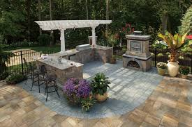 Paving Stones Patio Flagstone Walkway For A Contemporary Spaces With A Stone Patio And