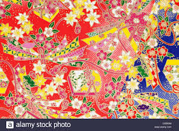 japanese wrapping japanese traditional pattern wallpaper or wrapping stock photo