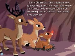 enjoy classic rudolph red nosed reindeer story