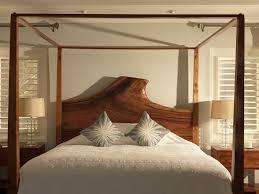 fascinate modern four poster bed do you dare marku home design