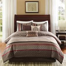 Madison Park Duvet Sets Shop Madison Park Princeton Bed Set Red The Home Decorating