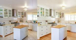 used kitchen cabinets for sale qld before and after a 1980s queensland house transformed for