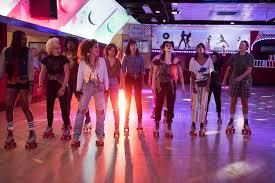 glow show glow tv show soundtrack popsugar entertainment