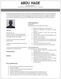 Resume Sample For Accounting Assistant by Accounting Assistant Resume Contents Layouts U0026 Templates Resume