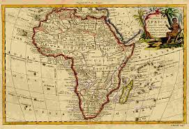 the map of africa maps of africa and the trade
