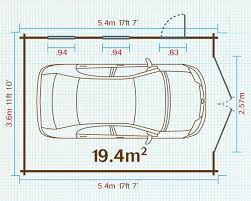 Double Car Garage Size Typical Two Car Garage Door Size House Design
