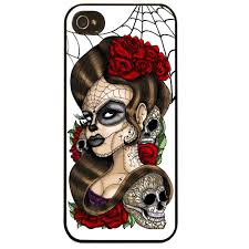images sugar skull pin up