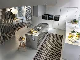 carrelage cuisine design cuisines cuisine design avec ilot central carrelage carreaux