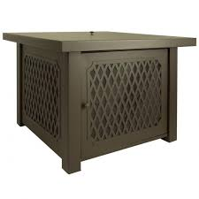 Pleasant Hearth Fire Pit - rectangular gas fire pit table fire pit ideas