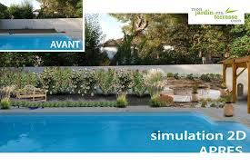 jardin paysager avec piscine faire un jardin paysager monjardin materrasse com