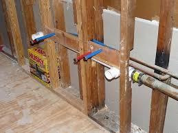 Plumbing Basement Bathroom Rough In Basement Bathroom Plumbing Rough In Measurements Orsag Basement