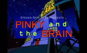 pinky and the brain saturday morning cartoons pinky and the brain machinima sboc