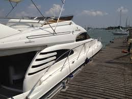 Squadron Canopies by Fairline Squadron 55 U2013 Superyachts News Luxury Yachts Charter