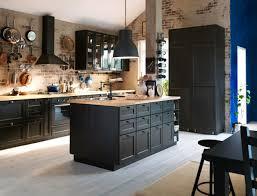 photo cuisine avec ilot central cuisine avec ilot central et table et aussi marron intérieur modes