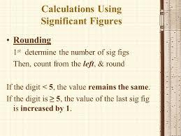 chapter 3 scientific measurement measurement in chemistry u0027s are