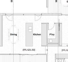 Butlers Pantry Floor Plans Time To Start Planning The Kitchen L Kitchen Inspiration