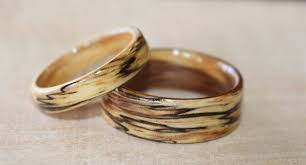 touch wood rings 121 best touch wood wedding rings images on promise