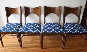 dining chairs picked vintage