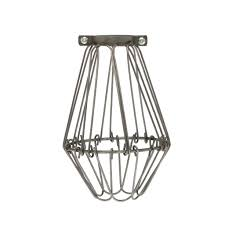light bulb light bulb cages inspired by 19th century mining
