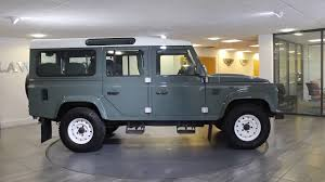 icon land rover defender 110 icon keswick green with green lawton brook youtube
