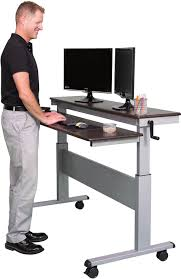 8 best adjustable standing desks in 2016 u2013 reviews and comparison