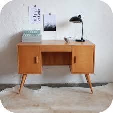 bureau annee 50 bureau ées 50 placage de chêne atelier du petit parc