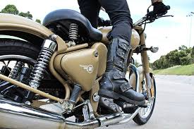 long motorcycle boots lidor icon 1000 elsinore icon odzież i obuwie motocyklowe