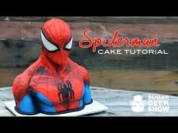 127 best spiderman images on pinterest cakes superhero cake and