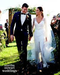 jamie chung u0027s wedding dress in martha stewart weddings 2016