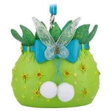 your wdw store disney purse ornament tinker bell