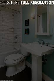 pedestal sinks for small bathrooms befitz decoration