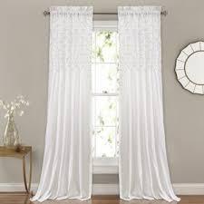 Two Tone Drapes Curtains U0026 Drapes Birch Lane