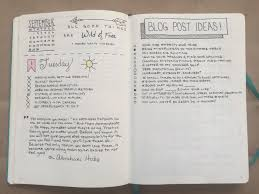 everyday quote from the notebook bullet journal one month update boho berry boho berry