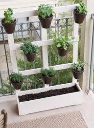 cd rack turned balcony herb garden balcony herb gardens herbs