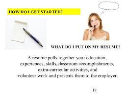 Do You Staple A Resume Cover Letter And Resume Writing For High Students