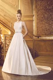 wedding dress styles silk wedding dress style 4719 blanca