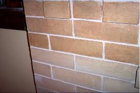 How To Clean Fireplace Bricks With Vinegar by How To Remove Paint Residue From Cement Stone Or Brick 1912