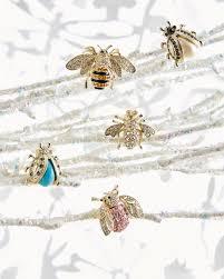 joanna buchanan pastel mini bug clip ornaments set of 5