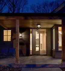 patio column lights front door patio ideas entry contemporary with front door flat