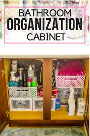 Bathroom Cabinet Organizer by Bathroom Cabinet Organization Pink Cake Plate