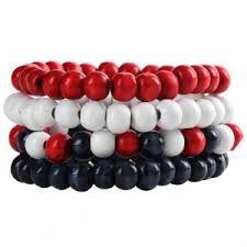 red beads bracelet images Bead bracelets urban male jewellery jpg