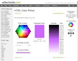 code dragon html color picker