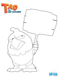 belzoni the parrot coloring pages hellokids com