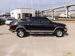 2003 ford f150 supercab 4x4 black 2003 ford f150 lariat fx4 road supercrew 4x4 exterior
