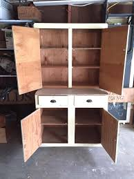 how to turn a garage cabinet into a farmhouse hutch my creative days