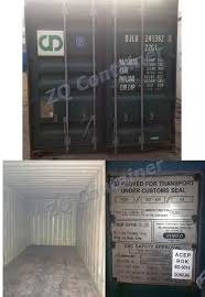 20ft second hand iso standard shipping container for sale buy