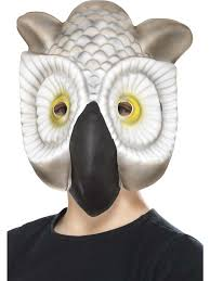 owl mask foam owl mask candy apple costumes kids animal costumes