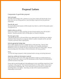 Contractor Letter Of Intent Template by Sample Business Proposal Letters Thebridgesummit Co
